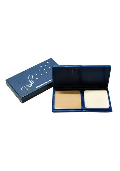 4 U 2 Cosmetics Posh 2 Way Brilliance Powder Foundation