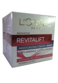 L'Oreal Paris Innovation Revitalift Moisturizing Night Cream (Intense Action) 50 ML
