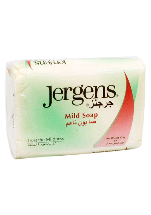 Jergens Mild Soap Trust The Mildness