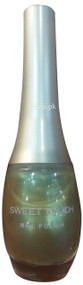 Sweet Touch Nail Polish Mineral Green (Front)