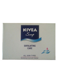 Nivea Soap Exfoliating Care (All SKin Types) Front