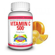 The Vitamin Company Vitamin C 500 20 Tablets