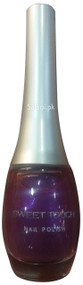 Sweet Touch Nail Polish Purple Punch (Front)