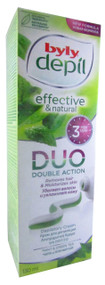 Byly Depil Hair Removing Cream Duo Double Acton Mint & Green Tea 130 ML