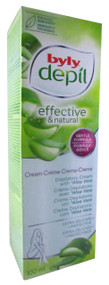 Byly Depil Effective & Natural Hair Removing Cream 100 ML (front)