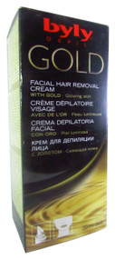 Byly Depil Gold Facial Hair Removal Cream 20 ML