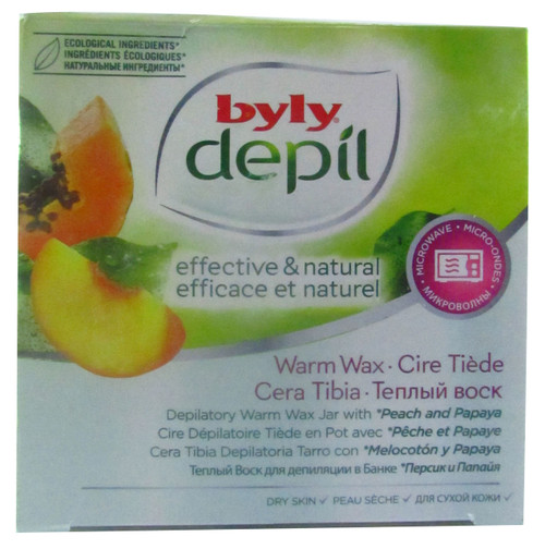 Byly Depil Warm Wax Jar 350 Grams