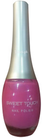 Sweet Touch Nail Polish Powder Pink (Front)