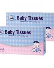 Cool & Cool My Baby Tissues 6 X 100's