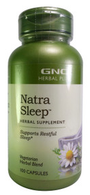 GNC Herbal Plus® Natra Sleep 100 Capsules buy online product in pakistan