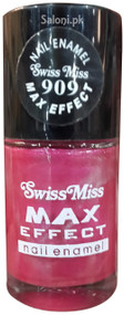 Swiss Miss Max Effect Nail Enamel no 909 front