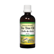 Natural Factors Tea Tree Oil 50 ml
