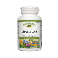 Natural Factors Green Tea 300 mg