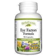 Natural Factors Eye Factors Formula 90 Capsules