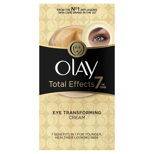 Olay Total Effects 7 In One Eye Transforming Cream 15 ML best price