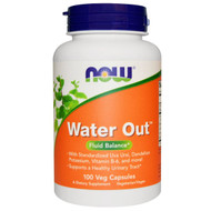 Now Foods Water Out Fluid Balance 100 Veggie Caps