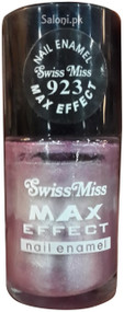 Swiss Miss Max Effect Nail Enamel no 923 front