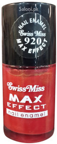 Swiss Miss Max Effect Nail Enamel no 920 front