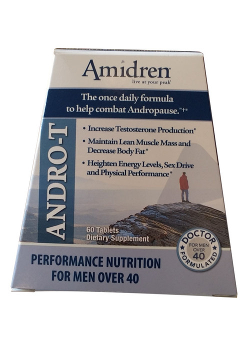 Amidren Andro-T (60 Tablets)