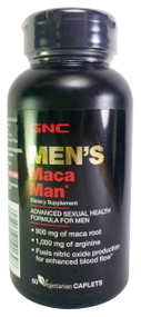 GNC Men's Maca Man® 60 Vegetarian Caplets