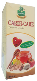 Marhaba Cardi-Care Cholesterol Lowering & Anti Coagulant - 240ml Buy online in Pakistan on Saloni.pk