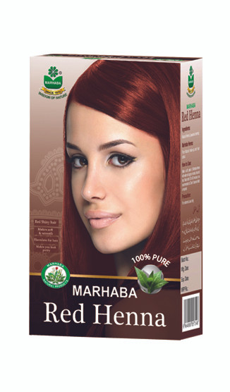 Buy Marhaba Red Henna For Rs 15 Only