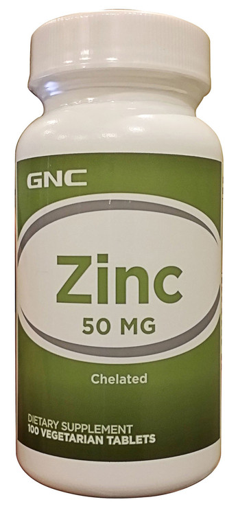 GNC Zinc 50 MG 100 Veg Tablets Buy online in Pakistan best price original product