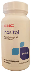 GNC Inositol 500mg (100 tablet) lowest price in pakistan