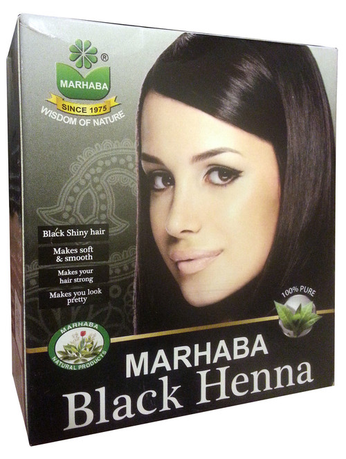Buy Marhaba Black Henna Box For Rs 50 Only