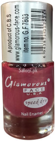 Glamorous Face Speed Dry Nail Enamel Front