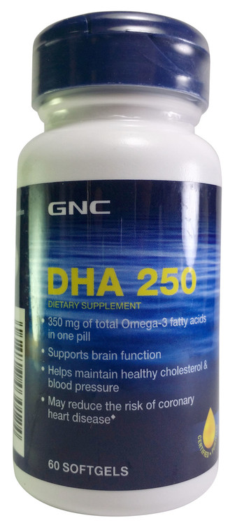 GNC DHA 250 (60 Softgels) buy online product in pakistan