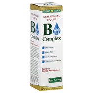 Nature's Bounty Liquid B-Complex with B-12 (59 ML)