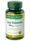 Nature's Bounty Saw Palmetto 450 mg , 100 Capsules