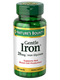Nature's Bounty Gentle Iron 28mg 90 Capsules