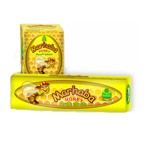 Marhaba Honey Tube 50 Grams