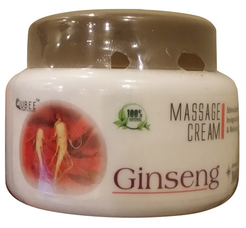 Qubee Ginseng Massage Cream buy online in pakistan