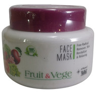Qubee Fruit And Vege Face Mask