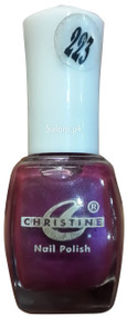 Christine Nail Polish no 223 front