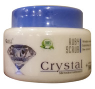 Qubee Crystal Ruby Scrub buy online in pakistan