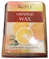 Qubee Liposoluble Natural Wax Orange 400g buy online in pakistan