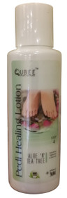 Qubee Pedicure Healing Lotion buy online in pakistan