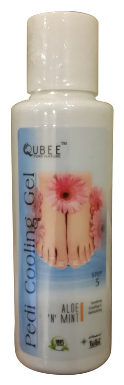Qubee Pedicure Cooling Gel buy online in pakistan