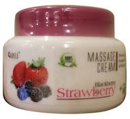 Qubee Strawberry & Blackberry Massage Cream buy online in pakistan