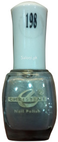 Christine Nail Polish no 198 front
