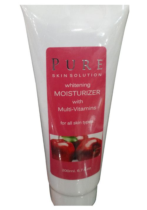 Pure Skin Solution Whitening Moisturizer With Multi-Vitamins