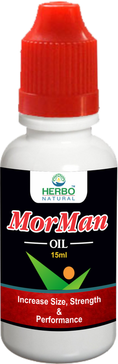 Herbo Natural MorMan Oil