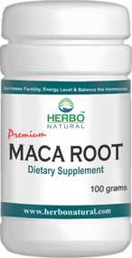Herbo Natural Maca Root Powder