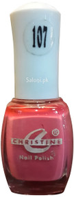 Christine Nail Polish no 107 front
