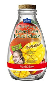 Purederm Purifying Dead Sea Mud Mask Mango