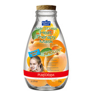 Purederm Anti-Stress Heat Therapy Mask Apricot